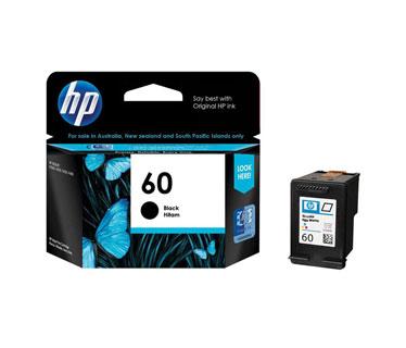 CARTUCHO HP 60 NEGRO F2480 / F4280 / D1660 / D2660 4ML