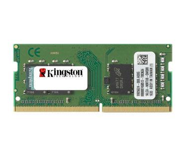 MEMORIA 8GB (1X8GB) KINGSTON, P/LAPTOP, DDR4, 2400MHZ, NON-ECC, SO-DIMM (KCP424SS8/8). COMPATIBLE CON ESTOS MODELO LENOVO E470 & E570