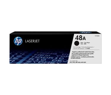 TONER HP 48A - CF248A - TONER CARTRIDGE - 1 X BLACK - 1000 PAGES - FOR LASERJET M15W