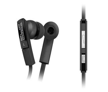 AUDIFONO KLIPX STEREO NEGRO BEATBUDS IN EAR (DENTRO DEL OIDO) (KHS-220BK)