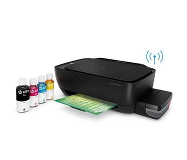 IMPRESORA HP INK TANK 415 - ALL IN ONE PRINTER- SISTEMA DE TINTA CONTINUA, INALAMBRICO, COLOR, PRINT SPEED BLACK: ISO, UP TO 8.5 PPM, DRAFT, UP TO 20 PPM. (6000 PAGINAS NEGRO) PRINT SPEED COLOR: ISO, UP TO 6 PPM, DRAFT, UP TO 16 PPM. (8000 PAGINAS COLOR) SCAN RESOLUTION, OPTICAL UP TO 1200 X 1200 DPI. COPY RESOLUTION: UP TO 1200 X 1200 DPI. USB.
