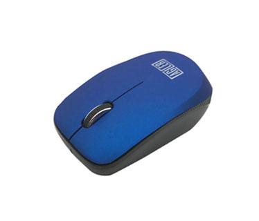 MOUSE MINI AGILER AGI-2068BL INALAMBRICO, 2.4GHZ - NANO RECERTOP USB, AZUL.