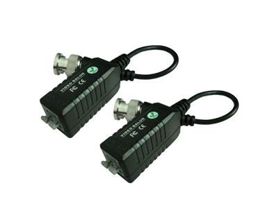BALUN CLICKCAM COMPATIBLE AHD-CVI-TVI SIGNAL, 720P / 960P / 1080P TRANSMISSION SIGNAL, CAT 5 / 5E / 6