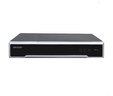 NVR HIKVISION, 8 CANALES, 8 POE 1 SATA (DS-7608NI-K1/8P(B)).