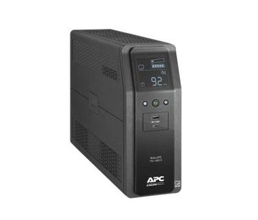 UPS APC BR1100M2-LM BACK-UPS PRO, 600 WATTS / 1100 VA, INPUT 120V / OUTPUT 120V, INTERFACE PORT USB