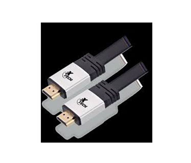 CABLE HDMI XTECH, 10 PIES, 4K, DE ALTA VELOCIDAD REVESTIDO DE ORO