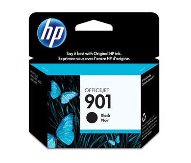 CARTUCHO HP 901 NEGRO INK PARA OFFICEJET J4524 / J4580 / J4624 / J4660 / J6480 4ML