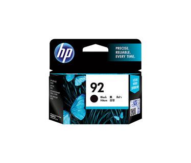 CARTUCHO HP 92 NEGRO DE 5ML PARA C9362W, PSC 1510, 5440, C3180