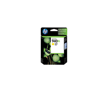 CARTUCHO HP 940XL - PRINT CARTRIDGE - 1 X YELLOW - FOR OFFICEJET PRO 8000, 8500, 8500A