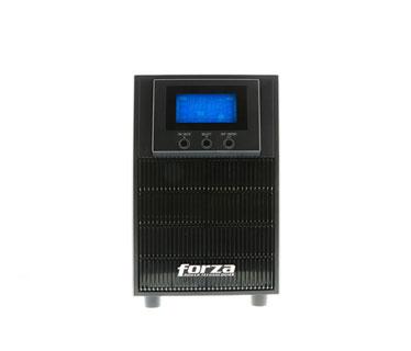 UPS FORZA EOS FDC-2000T 2K - 2000 VA - 1600 WATTS, 4 ENTRADAS, PANTALLA LSD, ONDA SINUSOIDAL, TORRE, PUERTO USB, 120V