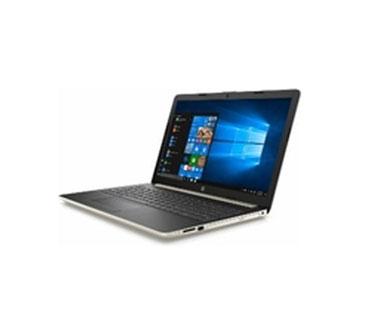 LAPTOP HP NOTEBOOK 15-DA0019, 15.6 PULGADAS, I5-8250U 1.6GHZ,8GB RAM, 1TB (+16 OPTANE) DISCO DURO, WEBCAM, TOUCHSCREEN, BLUETOOTH, PALE GOLD, WINDOWS 10 PRO ENGLISH.