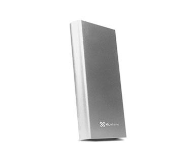 CARGADOR MOVIL KLIPX (POWER BANK), BACKUP BATTERY, 20000MAH, USB OUTPUT 5V/3.1A