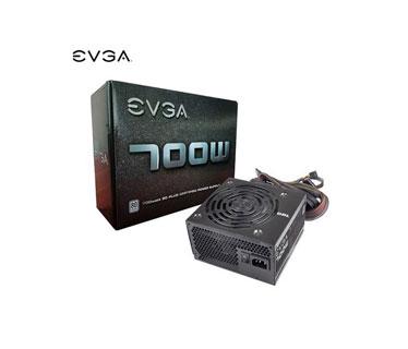 POWER SUPPLY EVGA 700W WHITE 80W