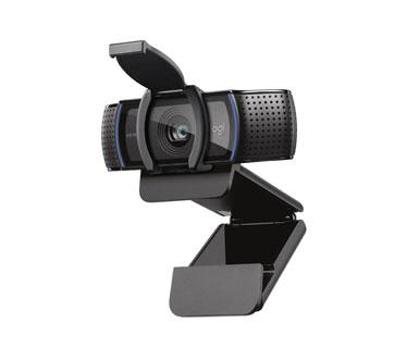 CAMARA WEB LOGITECH HD PRO C920S, 2 MP, 1080P, VIDEO CALLING AND RECORDING - BUILT-IN MICROPHONE - AUTOFOCUS - USB 3.1, REMPLAZADA EL C920