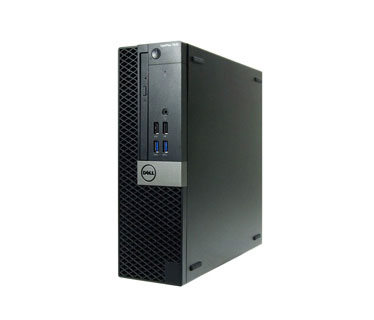 COMPUTADORA DELL REFURBISH OPTIPLEX 7040 SFF I5 6TA CORE I5-6500 2.50GHZ, 4GB, 500GB, W10 PRO.