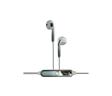 AUDIFONO CON MICROFONO COBY WIRELESS, BLUETOOTH, SOUND STEREO, CONFORTABLE, APPLE BUD STYLE, COLOR CHROME