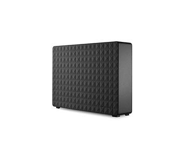 DISCO DURO 6TB EXTERNO SEAGATE USB 3.0, 3.5, NEGRO, EXPANSION, DESKTOP.