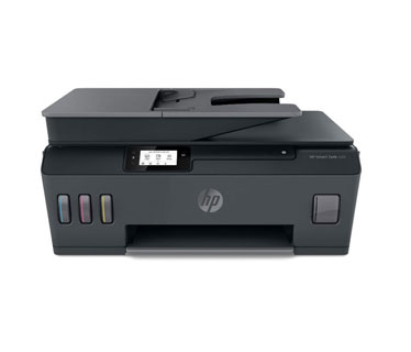 IMPRESORA HP SMART TANK 530 - ALL IN ONE PRINTER- SISTEMA DE TINTA CONTINUA - INALAMBRICO WIFI / BLUETOOTH - COLOR - CON ADF - PRINT SPEED BLACK: ISO, UP TO 11 PPM, DRAFT, UP TO 22 PPM. (12000 PAGINAS NEGRO) PRINT SPEED COLOR: ISO, UP TO 6 PPM, DRAFT, UP TO 16 PPM. (8000 PAGINAS COLOR) SCAN RESOLUTION, OPTICAL UP TO 1200 X 1200 DPI. COPY RESOLUTION: UP TO 1200 X 1200 DPI. USB. USA LOS CARTUCHOS GT53 - GT52
