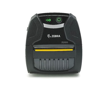 IMPRESORA ZEBRA ZQ320, PORTATIL, TERMICA, USB + BLUETOOTH, VELOCIDAD 100MM/S, 203DPI, IMPRESORA DE RECIBOS, REMPLAZO DE LA IMPRESORA M3I-0UB00010-00