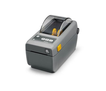 IMPRESORA ZEBRA ZD410, TERMICA, USB, VELOCIDAD 152MM/S, 203DPI, EPL/EPL2/ZPL II. IMPRESORA PARA ETIQUETAS, RECIBOS, BRAZALETES, WIFI, COMPATIBLE CON: (10012712-2), (10012718-2), (LADP-2030), (LADP-1207)
