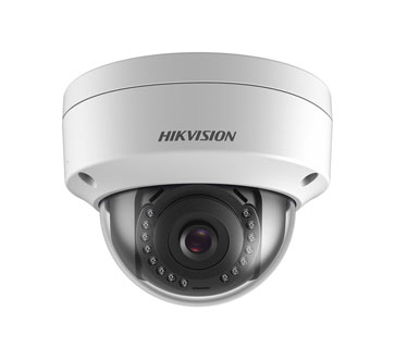 CAMARA DE VIGILANCIA, HIKVISION, DOME, HD1440, 2.8MM, 2 MP, 1/3 PROGRESSIVE SCAN CMOS, IP67, IK10, CODEC H.265+/H.264+, H.264