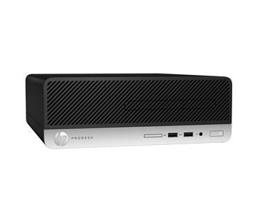 COMPUTADORA HP SMART BUY PRODESK 400 G6 SFF, I5-9500, 256GB SSD, 8GB, DVD, W10 PRO