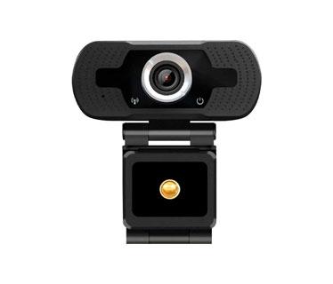 CAMARA WEB LOOSAFE FULL HD 1080P, USB, NEGRO CON TRIPOIDE