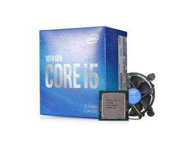 PROCESADOR INTEL CORE I5-10400, 4.3GHZ, L3 CACHE 12 MB, LGA 1200