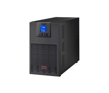 UPS APC SRV3KA ONLINE SINE WAVE LCD 3000VA / 2400W, INPUT 120V / OUTPUT 120V, 4 TOMAS MAS 1 L5-30R, DB-9 RS-232, SMART-SLOT, USB