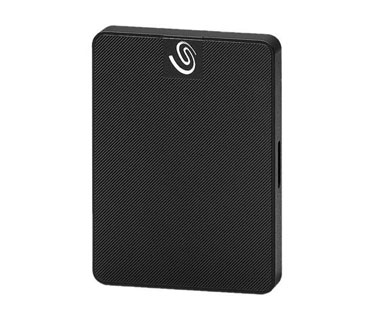 DISCO DURO 500GB SSD EXTERNO SEAGATE EXPANSION, USB 3.0, 2.5, NEGRO