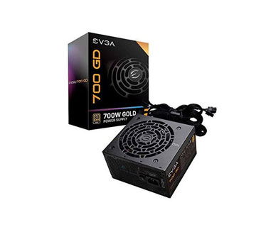POWER SUPPLY EVGA 700W 80 PLUS GOLD