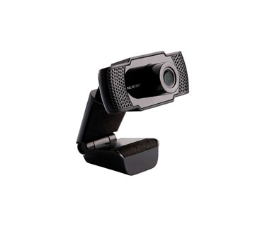 CAMARA WEB SLICE 1080 P / USB 2.0 / MICROFONO/ ROTACION 360 / CANCELACION DE RUIDO /TRIPODE INCLUIDO