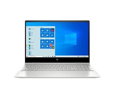 LAPTOP HP ENVY X360 15-DR1058MS 2 EN 1 CONVERTIBLE TOUCHSCREEN 15.6 PULGADAS FHD IPS, I5-10210U 1.6GHZ, 8GB DDR4, 512GB SSD, TECLADO BACKLIT, WIFI 6, BT 5.0, WIN 10 HOME
