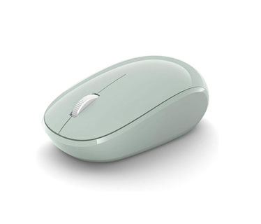 MOUSE MICROSOFT BLUETOOTH 5.0 WIRELESS, COLOR MINT.