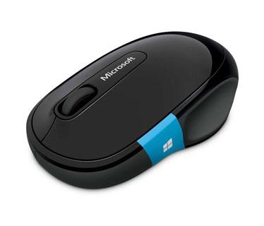 MOUSE MICROSOFT SCULPT COMFORT WIRELESS OPTICAL, USB, COLOR NEGRO.