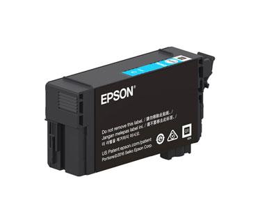 CARTUCHO EPSON XD2 T40W CYAN, COMPATIBLE CON SURECOLOR T3170 & T5170 PRINTERS