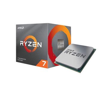 PROCESADOR AMD RYZEN 7 3700X, 8 CORES - 16 THREADS, 3.6GHZ HASTA 4.4 GHZ, 36MB CACHE, SOCKET AM4, INCLUYE ABANICO