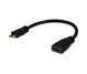 CABLE ARGOM CONVERTIDOR MINI HDMI A HDMI