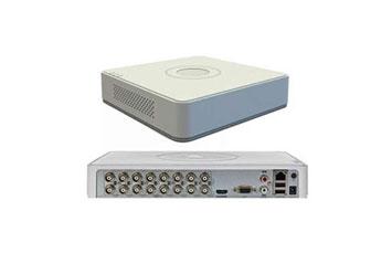 DVR HIKVISION MINI SIZE, 16 CANALES, 1 HDD, 1080P LITE MINI @15FPS, H.265 PRO+ / H.265 PRO