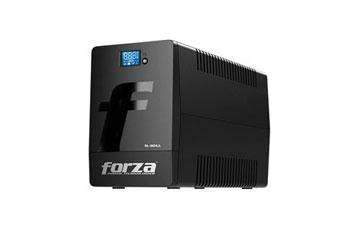 UPS FORZA SL-801UL 800VA - 480 WATTS 8 ENTRADAS, PUERTO USB, PANTALLA LCD 120V