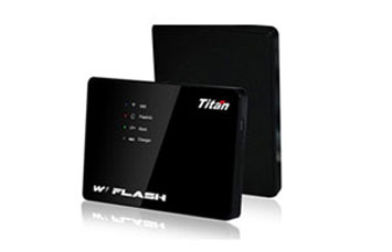 DISCO WIRELESS 32GB TITAN AD0002. FUNCION DE ROUTER / ACCESS POINT / REPETIDOR. 150N / 2.4GHZ, BATERÍA INTEGRADA RECARGABLE. SOPORTA 3 USUARIOS.