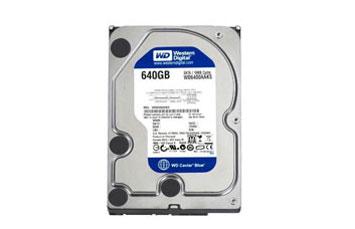 DISCO DURO 640GB INTERNO WESTERN DIGITAL SATA 3.0GB/S 3.5, 7200RMP/16MB.