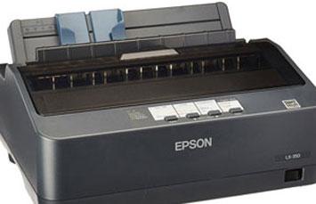 IMPRESORA EPSON LX-350 PLUS MATRICIAL PARALELO/USB (C11CC24001)**REEMPLAZA LX-300**