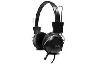 AUDIFONO HEADSET CON MICROFONO KLIPX FOLDABLE NECKBAND CONTROL DE VOLUMEN (MM110KLX16)