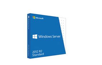 MICROSOFT WINDOWS SERVER 2012 R2 STANDARD - LICENSE - 2 PROCESSORS - OEM - ROK - DVD - BIOS-LOCKED (HEWLETT-PACKARD) - MULTILINGUAL, (748921-B21).