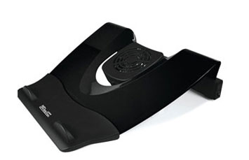 BASE DE NOTEBOOK KLIPX 4 USB PORT - FAN BLACK ( AN120KLX52 ).