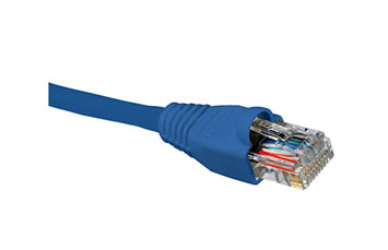 PATCH CABLE NEXXT CAT6 3FT AZUL.