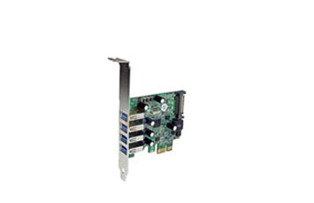 TARJETA AGILER PCI-E USB 3.0 4 PUERTOS (PCIE-USB3-4) (AGI-5230)
