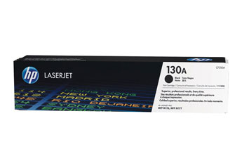 TONER HP 130A - TONER CARTRIDGE - 1 X BLACK - 1300 PAGES - PARA COLOR LASERJET M176 Y M177 SERIE