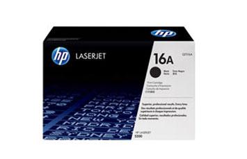 TONER HP 16A - Toner cartridge - 1 x black - 12000 pages